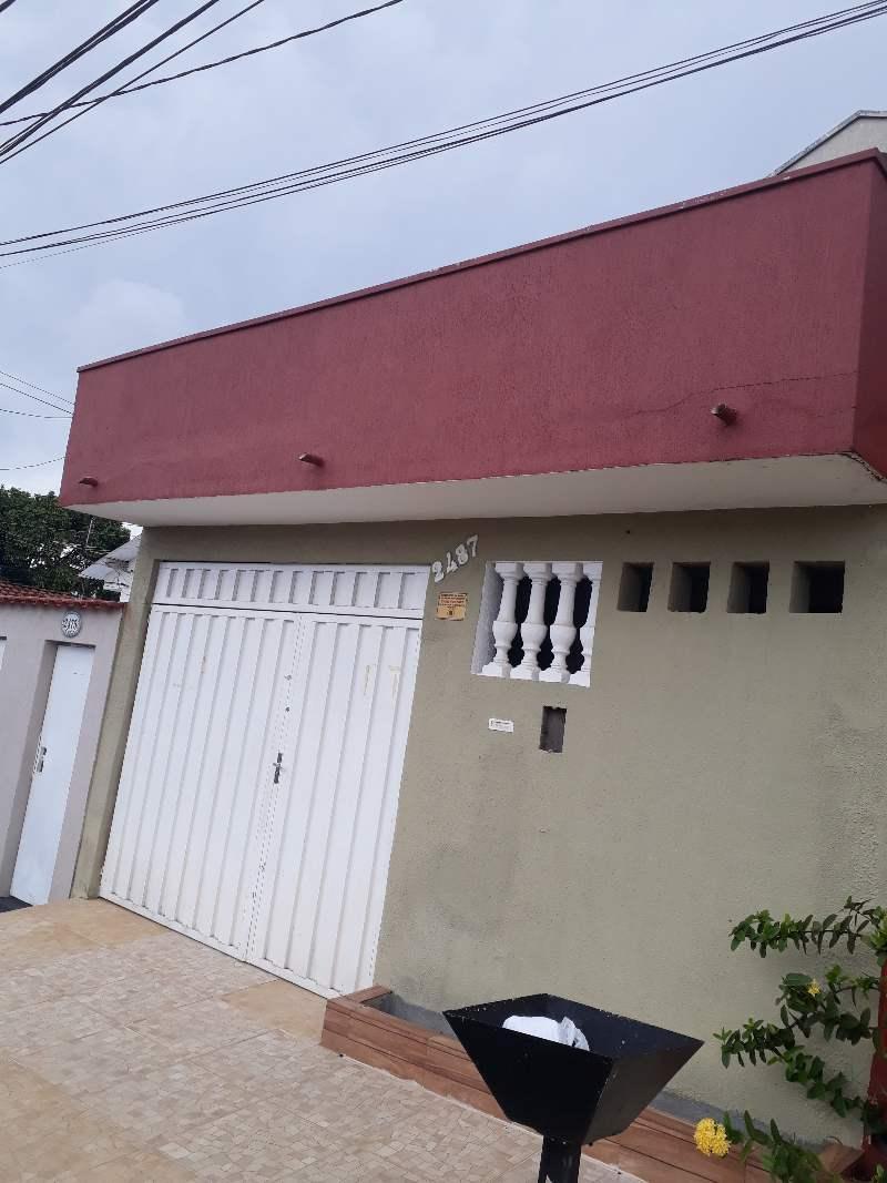 Alugar casa vila santa cruz em franca