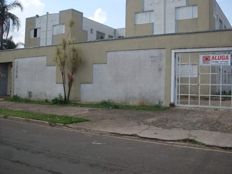 Alugar apartamento parque universitario em franca